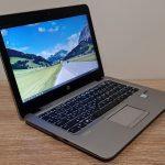 """Hp Elitebook 820 G3, 11"""", 6th Gen, Core i5, 8GB, 256GB SSD, Office 2019"""