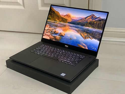 Dell XPS 15 9560 Touch Screen 4k, 7th Gen, Core i7, 16gig ram, 512 SSD, Office 2