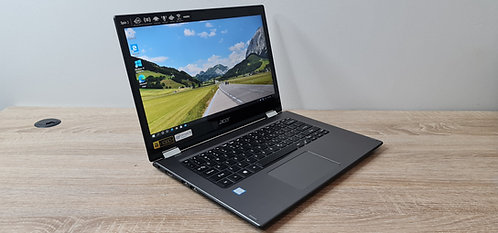Acer Spin 3, 8th Gen, Core i3, 2-in-1 Touch Screen, 4GB, 512GB SSD, Office 2019