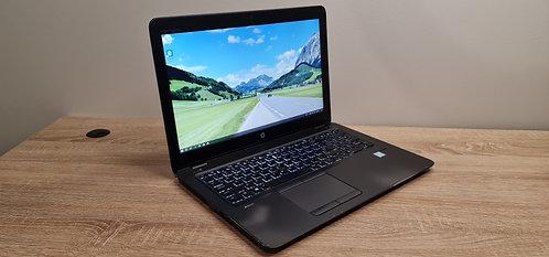 Hp Zbook 15u G3 Mobile Workstation, 6th Gen, Core i7, 16GB Ram, 1TB HDD