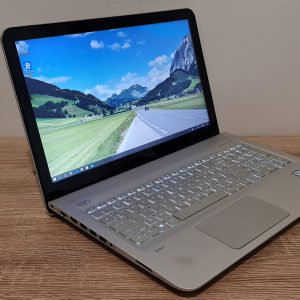 Hp Envy 15 Touch Screen, Core i7, 8GB, 512GB SSD, Office 2019