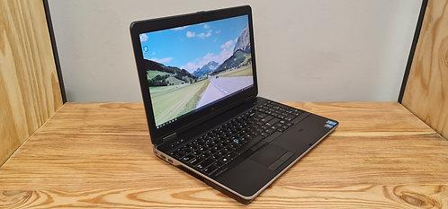 Dell Latitude E6540, Core i7, 8GB Ram, 500GB, Office 2019