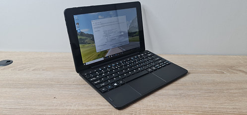 Acer One S1003P, 8th Gen, Atom x5, 2-in-1 Touch Screen, 4GB, 64GB SSD, Office 20