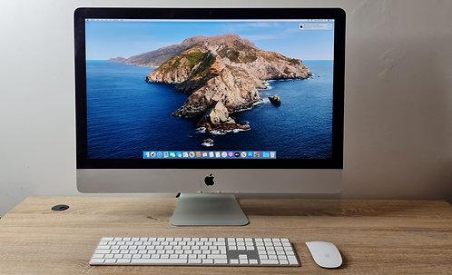 """iMac 27"""" (Late 2013) 3.2GHz i5, 8GB RAM, 1TB HDD"""