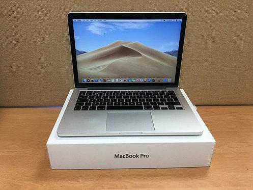 MacBook Pro 13″ Retina Core i5 2013 / 16GB RAM / 256 GB SSD / Office 2019