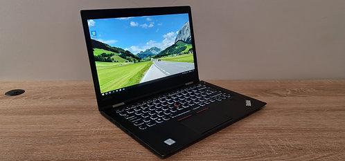 Lenovo ThinkPad X1 Carbon, 6th Gen, Core i7, 8GB Ram, 256 SSD, Office 2019