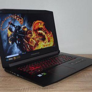 Gaming Acer Predator Helios 300 8th Gen, Core i7, 16GB, 256GB SSD Plus 1TB