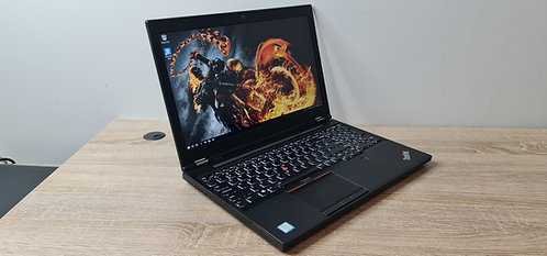 Lenovo P50 i7 Laptop- Autocad, Design, Editing, 16GB, 256GB SSD, Mobile Work Sta
