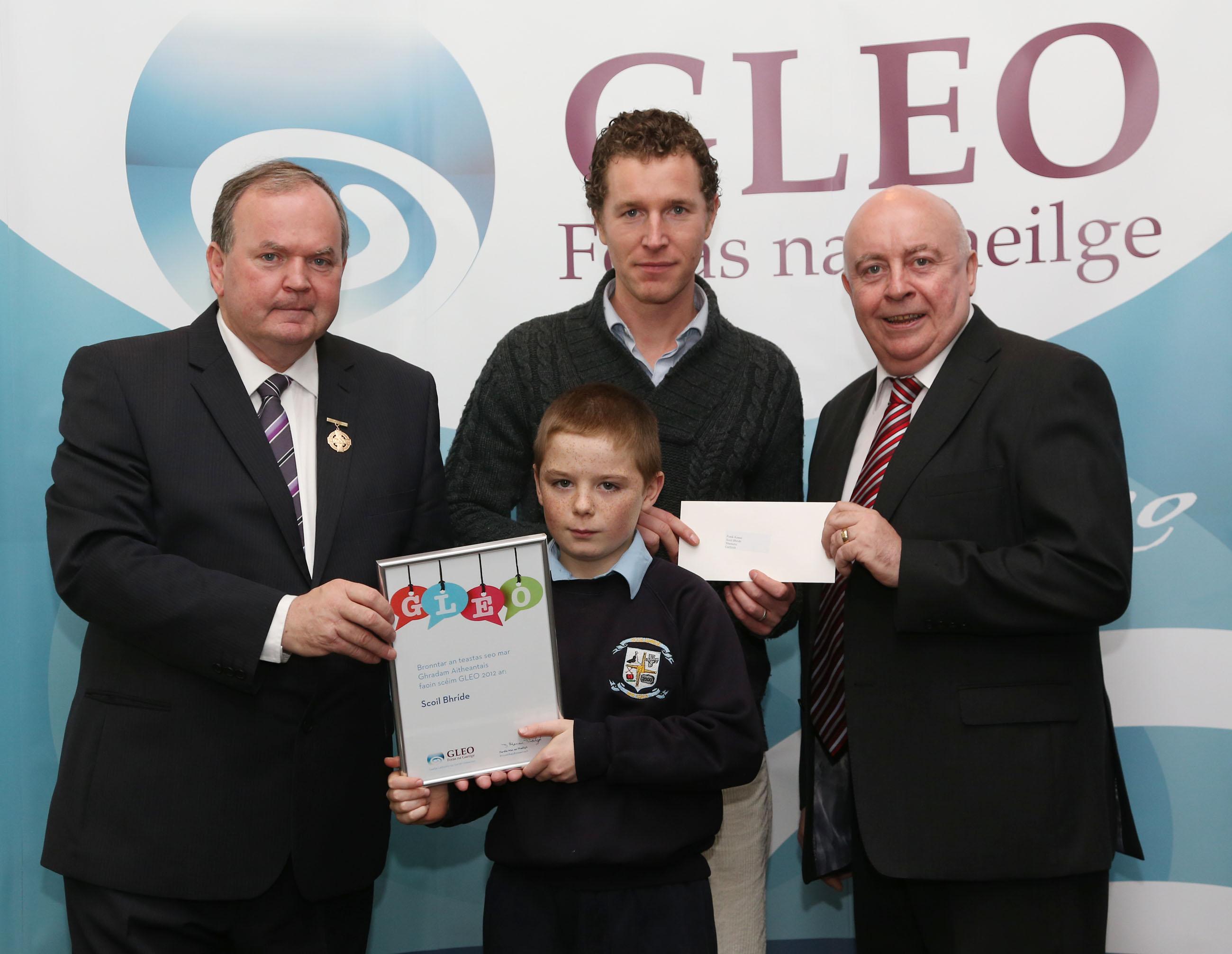 Gleo Award 2012