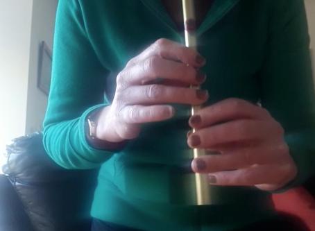 Tin Whistle Tune - Kerry Polka