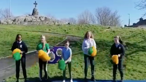 Sixth Class' Music Sounds Project