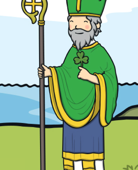 St Patrick's Day Reverse Parade