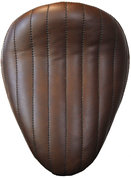 "13"" ELIMINATOR SOLO SEAT RUSTIC BROWN TUK N ROLL"