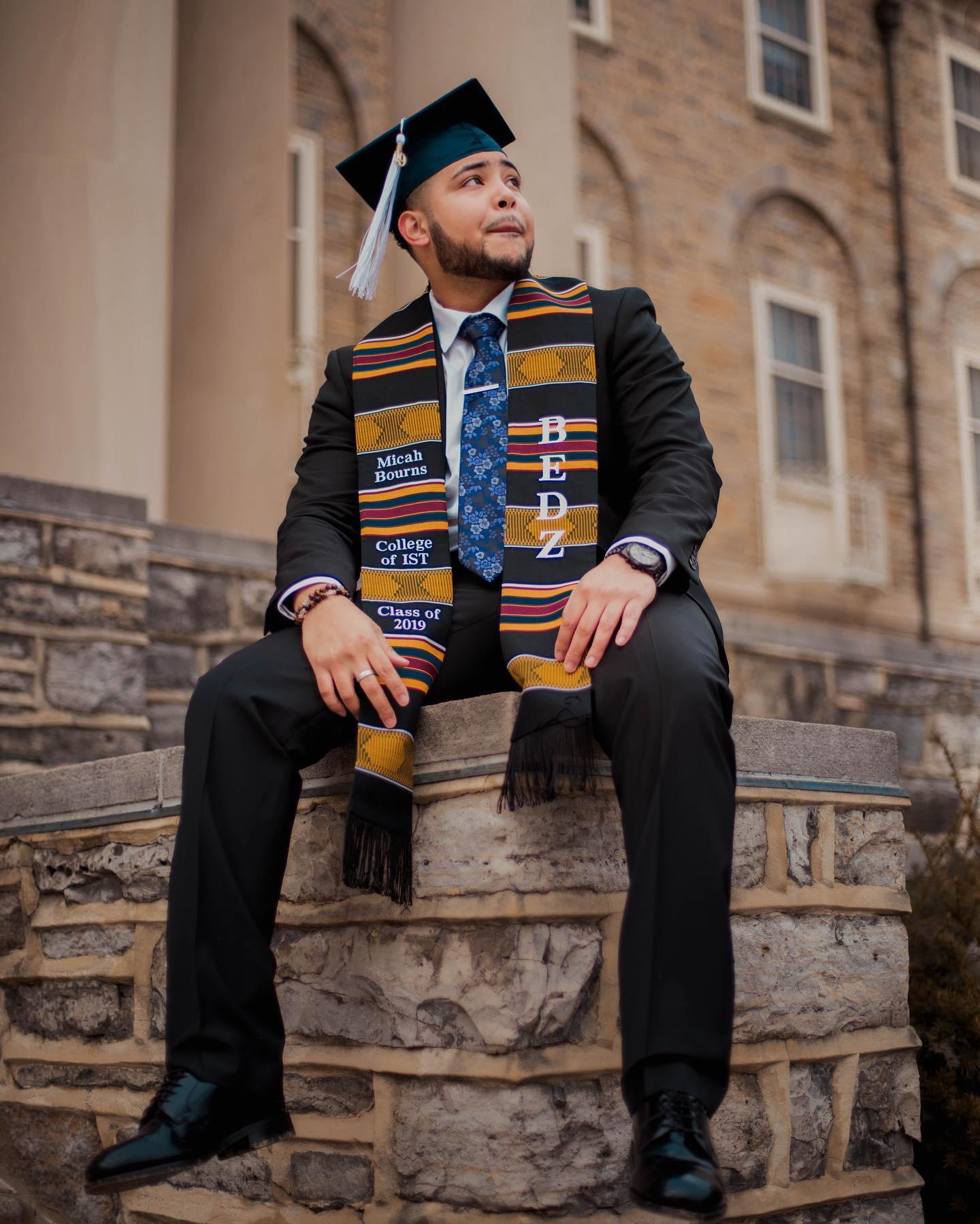 1 Hour Graduation Photography