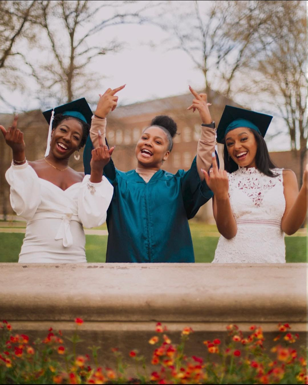 Group Graduation Photos