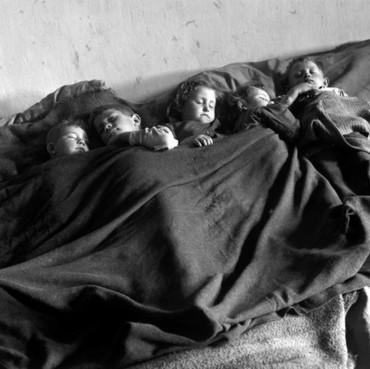 David Seymour: Children of Europe