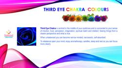 Sunkissed Suncatchers 7 Third Eye Chakra Colours