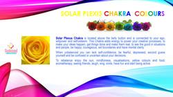 Sunkissed Suncatchers 4 Soar Plexisl Chakra Colours