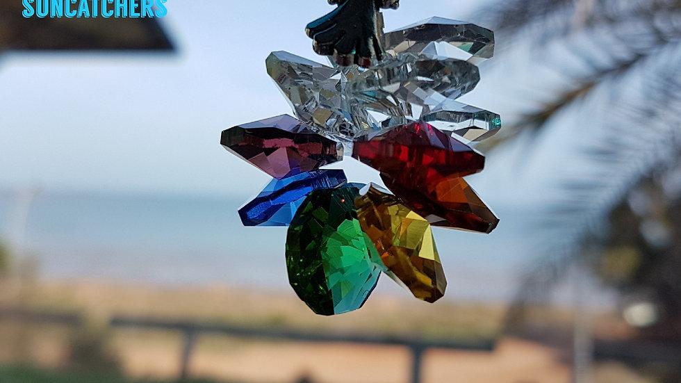 Suncatcher - Good Kharma Chakra Crystals