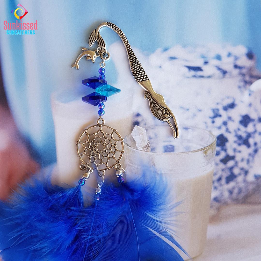 SSL Bookmark Blue Feathers.jpg
