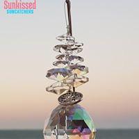 Sunkissed Suncatchers Quartz Crystal Pri