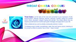 Sunkissed Suncatchers 6 Throat Chakra Colours