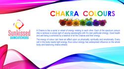 Sunkissed Suncatchers 1 Chakra Colours