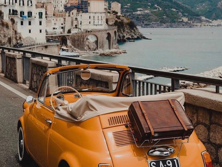 Culinaire reis door de Amalfi