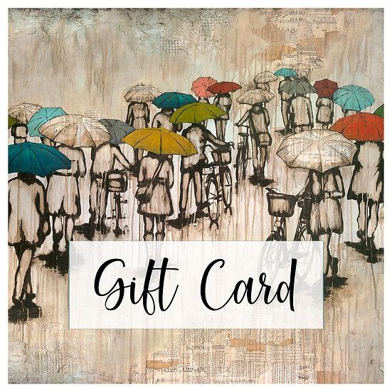 Gift Card to Kendrastudios.com