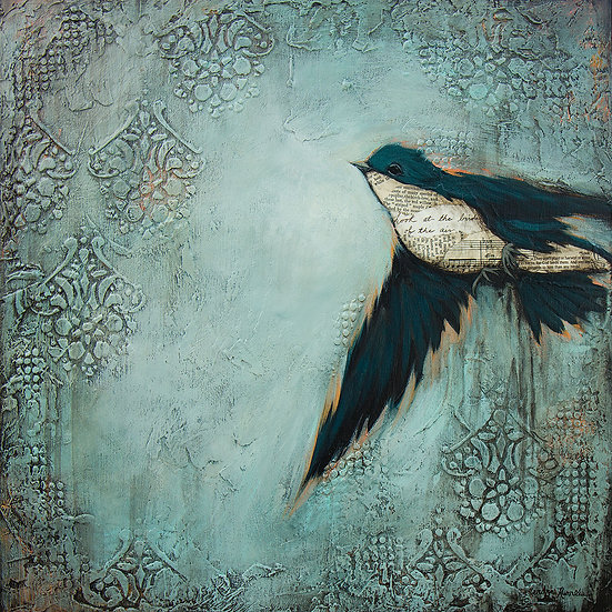Birds of the Air #3 - Limited Edition Giclée