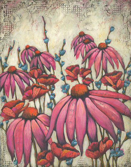Wildflowers #2 - Limited Edition Giclée