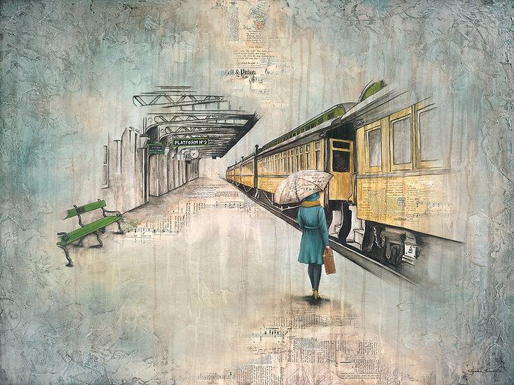 Wherever You Go - Limited Edition Giclée