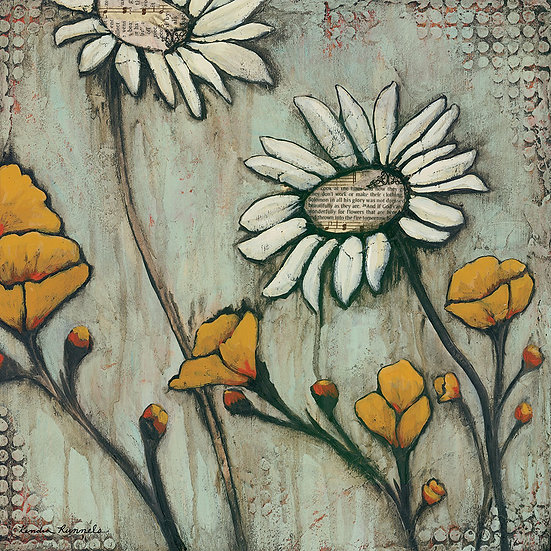 Daisies #1 - Limited Edition Giclée