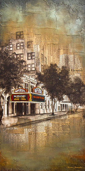 Imperial Theater - Limited Edition Giclée