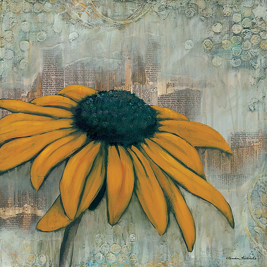 Black Eyed Susan #1 - Limited Edition Giclée