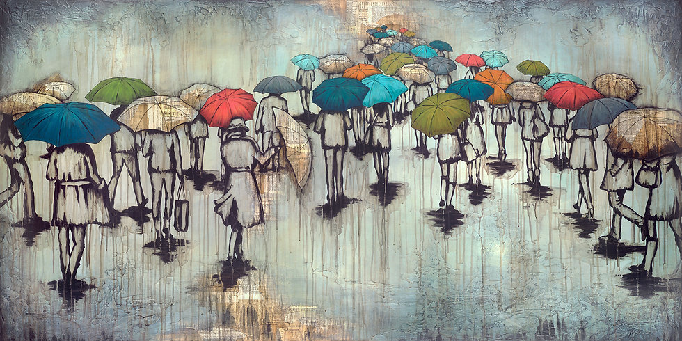 When The Rain Comes - Limited Edition Giclée