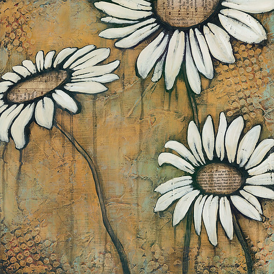 Daisies #2 - Limited Edition Giclée