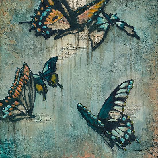 Butterflies #2 - Limited Edition Giclée