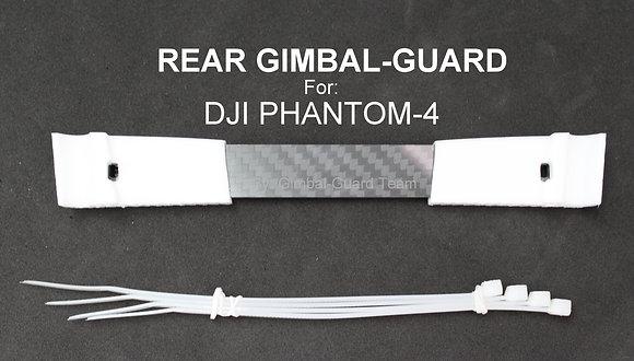 Rear Gimbal guard for DJI Phantom 4