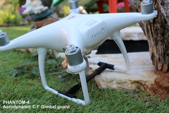 Phantom 4 / P4P Carbon-Fiber Gimbal-Guard