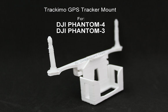 Trackimo Holder for Phantom 3 or 4