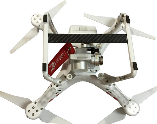 23cm/3mm Narrow Gimbal-Guard (For EXTENDED skids)