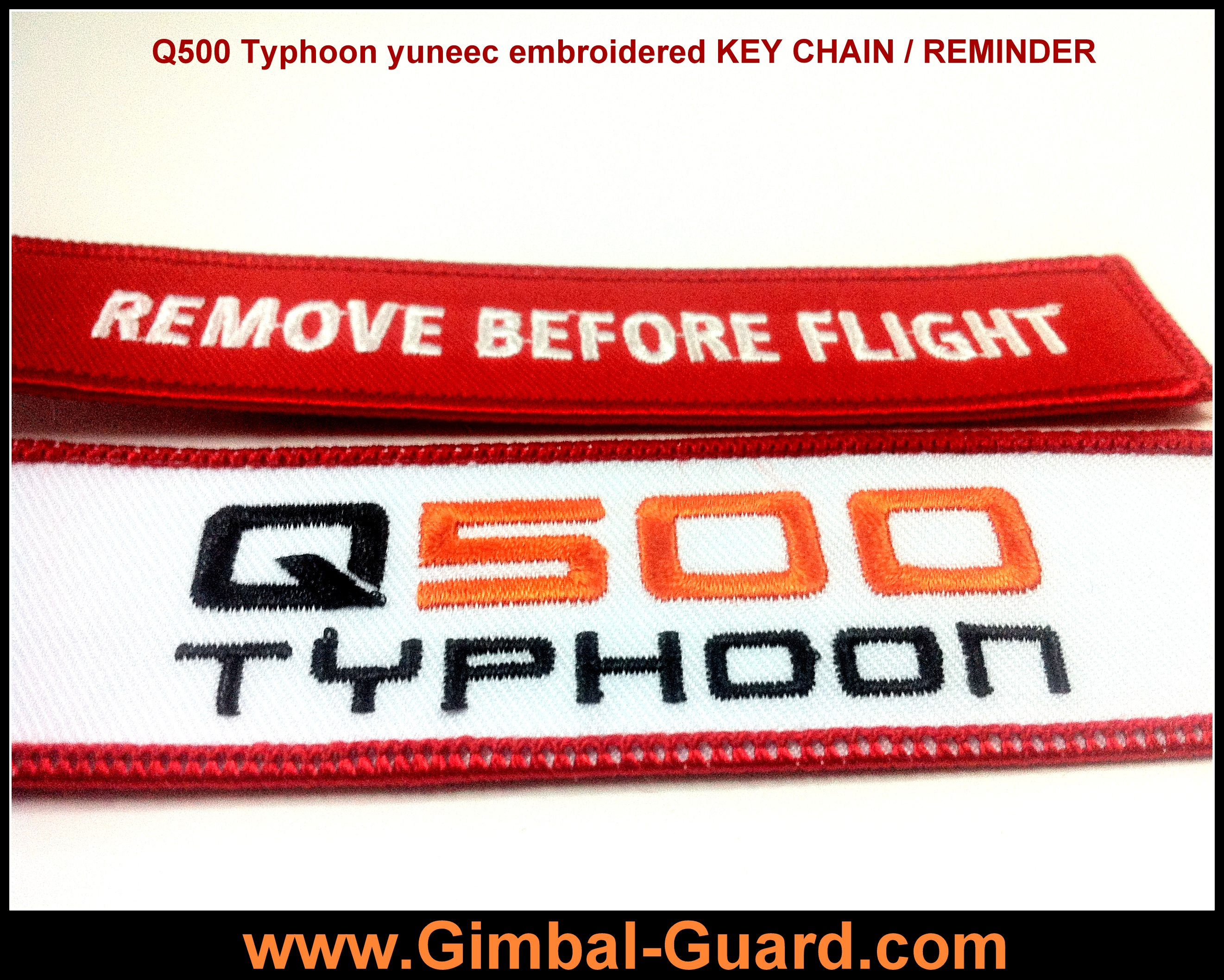 Q500 Typhoon remove before flight