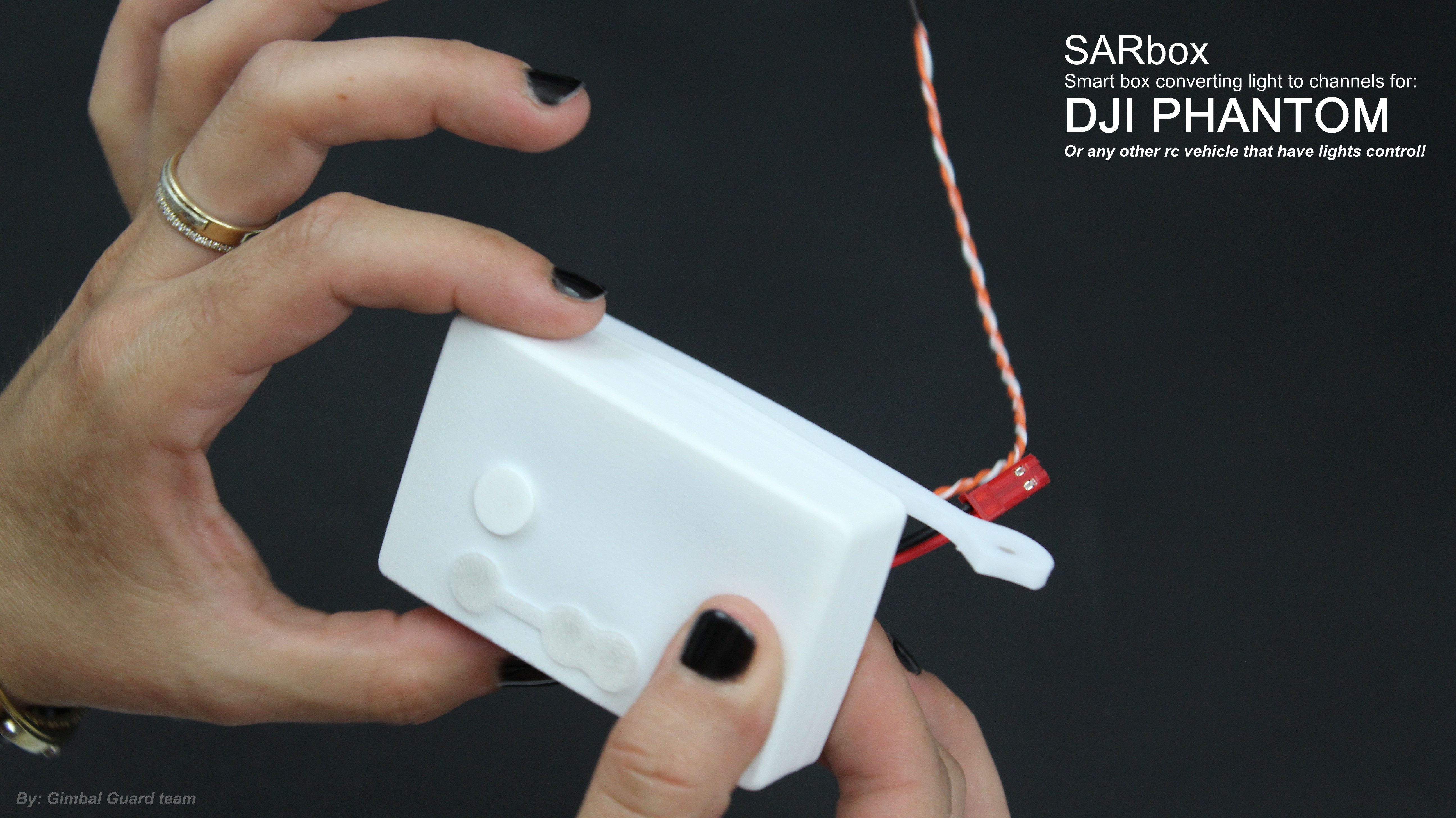 SARbox for drones