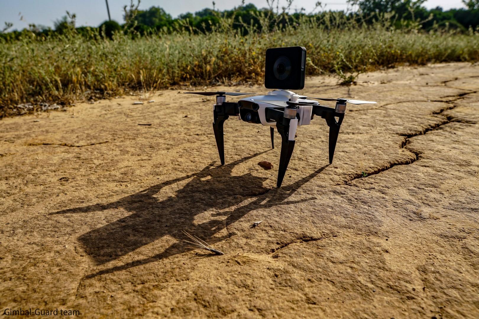 GGteam - Mavic drone fishing drop device030