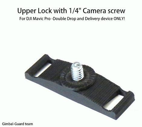 Upper Lock with 1/4Inch Camera screw