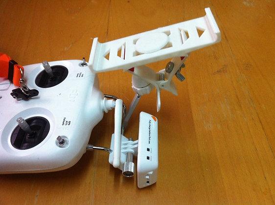 Ipad mini Tablet holder for DJI Phantom