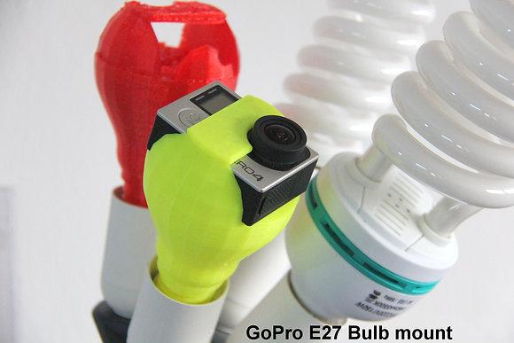 GoPro E27 Bulb-Shape Connector