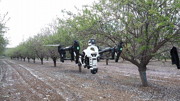 PixPro sp360 4k Rig for DJI Inspire-1