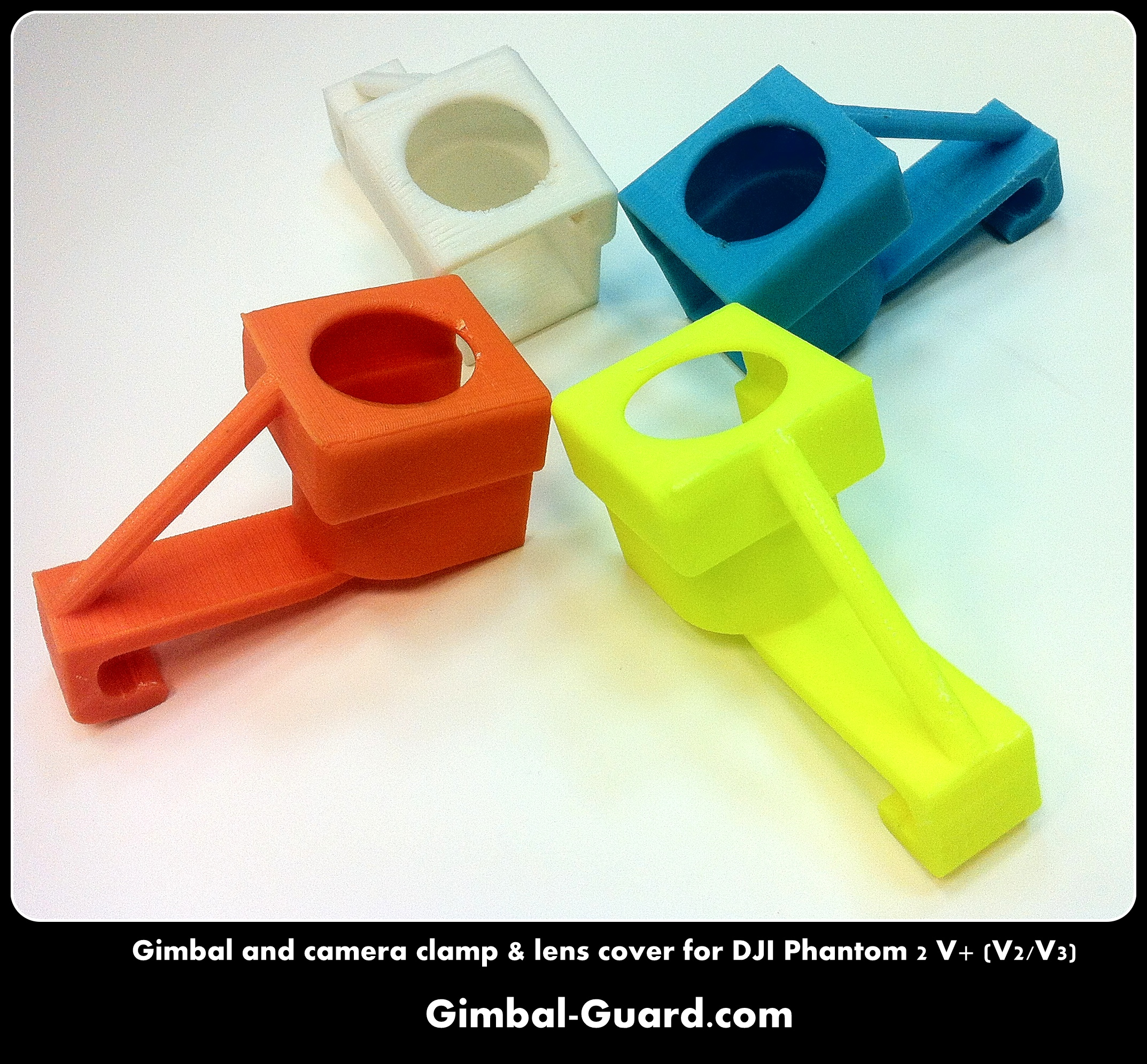 Vision Plus Gimbal Clamp